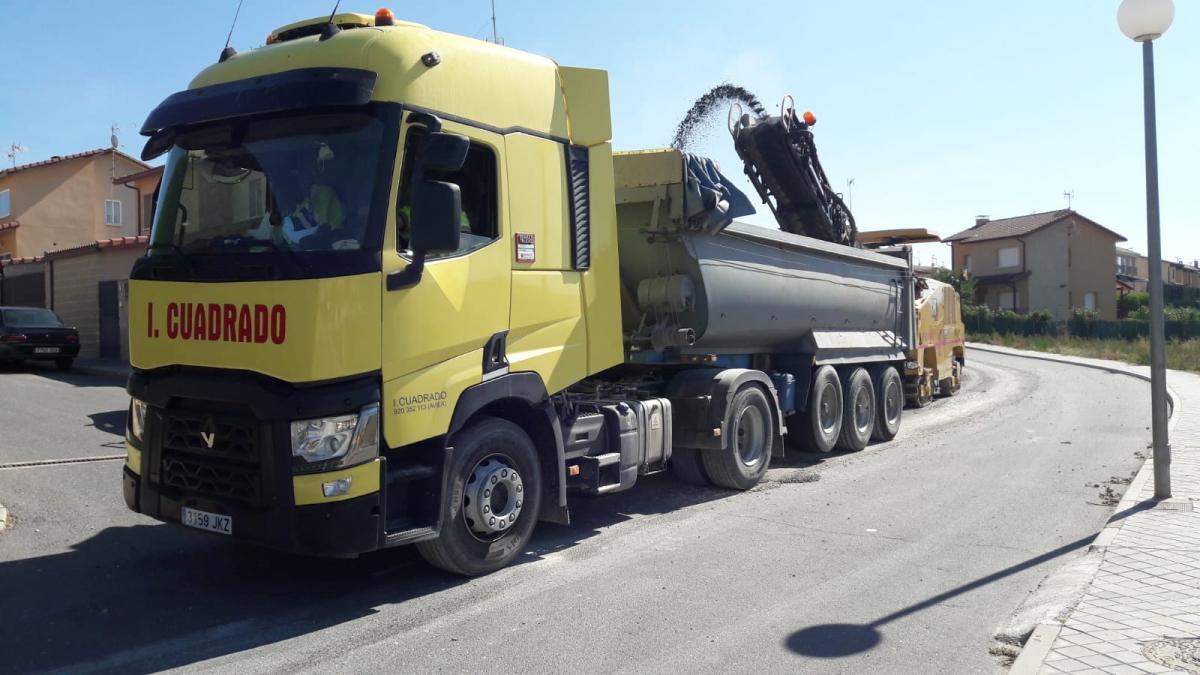 Renovación de Vías Públicas y Redes de Abastecimiento. Hontanares de Eresma (Segovia)