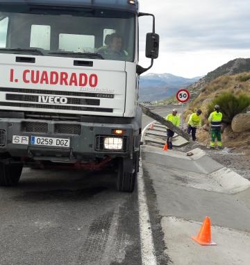 Cunetas AV-900 (Ávila)